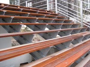 Holzterrassen Terrassenholz und Terrassen len
